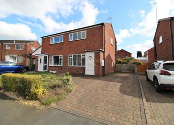 Thumbnail 2 bed semi-detached house for sale in Alvanley Rise, Northwich