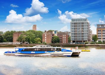 Thumbnail 1 bed flat for sale in Thames Street, London