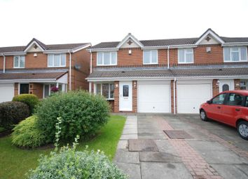 Thumbnail 3 bed semi-detached house for sale in Stonefold Close, Westerhope, Newcastle Upon Tyne