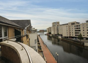 Thumbnail 3 bedroom flat to rent in Adventurers Quay, Cardiff Bay, Cardiff