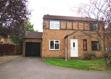 Thumbnail 2 bed semi-detached house to rent in Summerfield Close, Brotherton, Knottingley