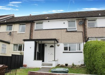 Thumbnail 3 bed terraced house for sale in Harewood Road, Keighley, West Yorkshire