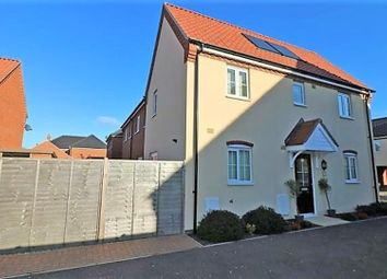 Thumbnail 2 bed end terrace house for sale in Jeckyll Road, Wymondham