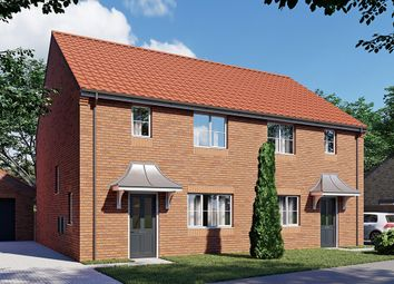 Thumbnail 3 bed semi-detached house for sale in The Hardwick, The Orchards