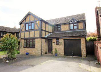 Thumbnail 4 bed detached house for sale in Spencers, Hockley