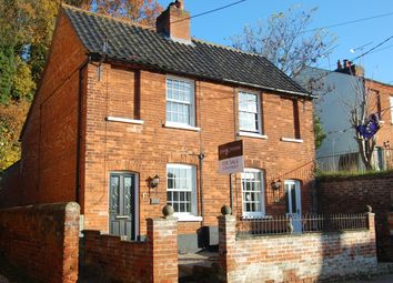 Thumbnail 2 bed semi-detached house for sale in Castle Street, Woodbridge