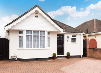 Thumbnail 3 bed detached bungalow for sale in Coniston Road, Woking