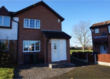 Thumbnail 2 bed end terrace house to rent in Harpenden Drive Dunscroft, Doncaster