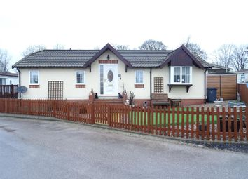 2 bed mobile/park home for sale in Ashby Road, Sinope, Leicestershire LE67