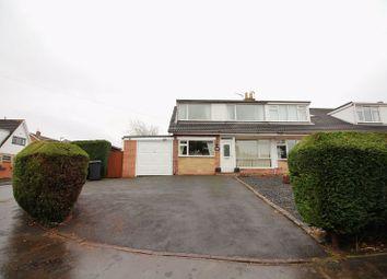 "Thumbnail 3 bed semi-detached house to rent in ""Doullens"" Kiln Lane, Hambleton, Lancs"