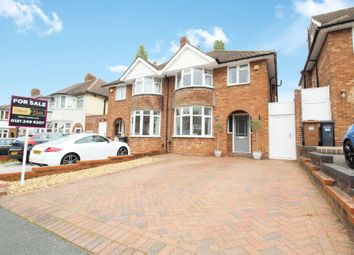 Acheson Road, Shirley, Solihull B90. 3 bed semi-detached house