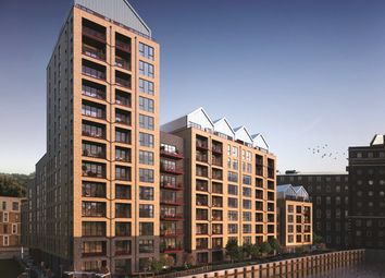 Thumbnail 2 bed flat for sale in Maritime, Greenwich High Road, Hope Wharf, London