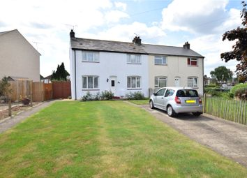 Thumbnail 3 bedroom semi-detached house for sale in Stanley Road, Swanscombe, Kent
