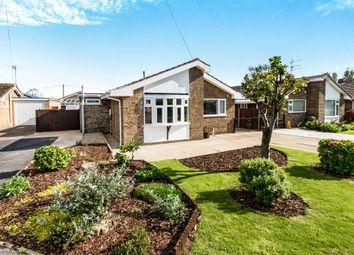 Thumbnail 2 bed detached bungalow for sale in Elizabeth Crescent, Ingoldmells, Skegness