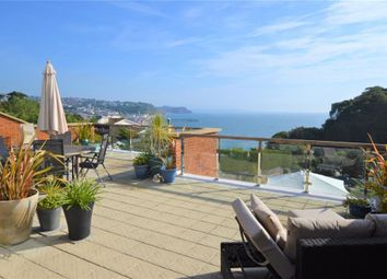 Thumbnail 2 bed flat for sale in Dunmore Court, Dunmore Drive, Shaldon, Devon