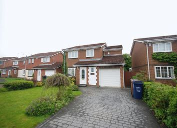 Thumbnail 4 bed detached house to rent in Paxford Close, High Heaton, Newcastle Upon Tyne