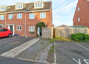 3 bed end terrace house for sale in Ashfield Mews, Wallsend NE28