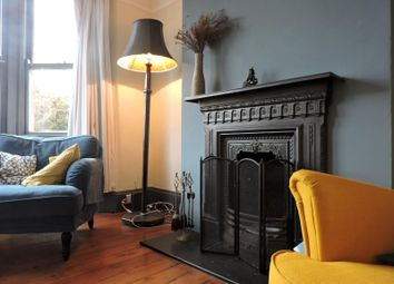 Thumbnail 3 bed semi-detached house to rent in Leighton Road, Hove