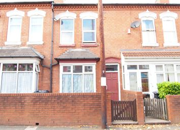 Thumbnail 3 bed terraced house for sale in Grove Lane, Handsworth, Birmingham