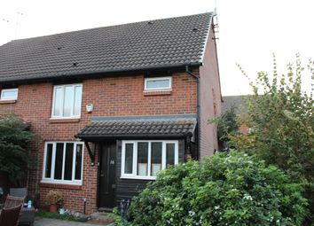 Thumbnail 1 bed terraced house for sale in Strickland Way, Orpington