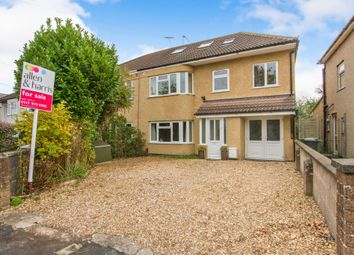 Thumbnail 5 bed semi-detached house for sale in Smithcourt Drive, Little Stoke, Bristol