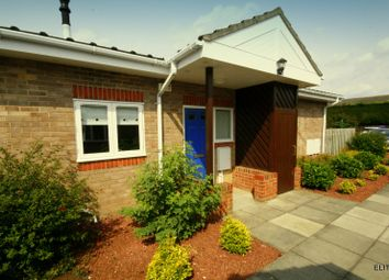 Thumbnail 1 bed semi-detached bungalow to rent in Hylton Court, Newton Hall, Durham