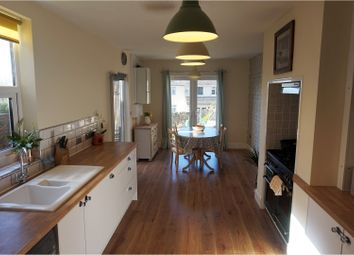Thumbnail 4 bedroom end terrace house for sale in Ashcombe Park Road, Weston-Super-Mare