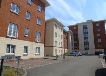 2 bed flat for sale in Soudrey Way, Cardiff CF10