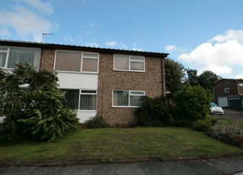 Thumbnail 2 bed flat to rent in Briarsyde Close, Whickham, Newcastle Upon Tyne