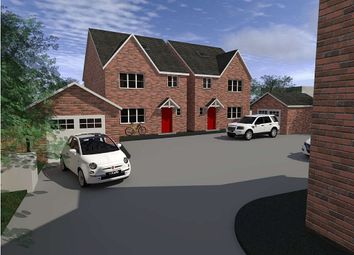 Thumbnail 4 bed detached house for sale in Beachley Road, Tutshill, Chepstow, Gloucestershire
