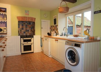 Thumbnail 3 bed terraced house for sale in High Street, Colsterworth