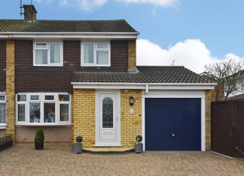 Thumbnail 3 bedroom semi-detached house for sale in Trinity Road, Old Wolverton, Milton Keynes