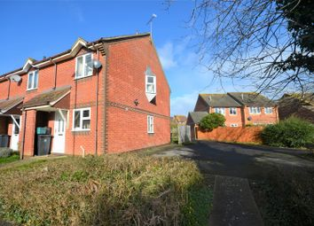 Thumbnail 2 bed end terrace house for sale in Thomas Hardy Close, Sturminster Newton