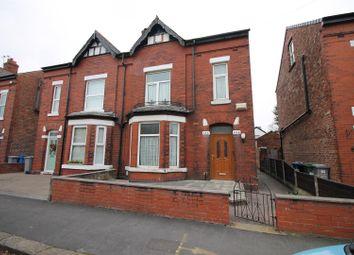 Thumbnail 4 bed semi-detached house for sale in Whitelake Avenue, Urmston, Manchester