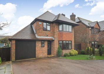 Thumbnail 4 bed detached house for sale in Halls Close, Oxford