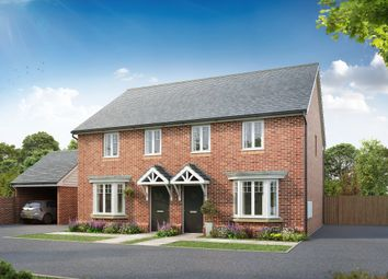 "Thumbnail 3 bed semi-detached house for sale in ""Langham"" at Barnhorn Road, Bexhill-On-Sea"