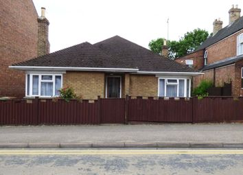 Thumbnail 2 bed detached bungalow for sale in High Street, Fletton