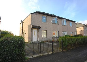 Thumbnail 3 bedroom flat for sale in 69 Dryburn Avenue, Hillington
