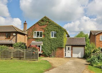 Thumbnail 4 bedroom detached house for sale in Church Street, Woodhurst, Huntingdon