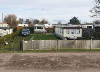 Thumbnail Mobile/park home for sale in The Beach, Snettisham, King's Lynn