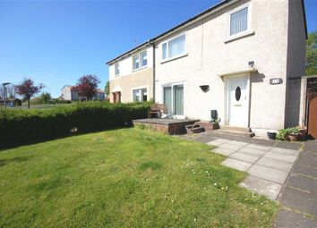 Thumbnail 3 bedroom semi-detached house for sale in Dickens Avenue, Clydebank