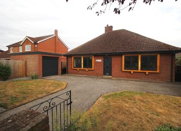 Thumbnail 2 bed bungalow to rent in Wroot Road, Finningley, Doncaster