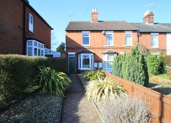 Thumbnail 3 bed end terrace house for sale in West Road, Bury St. Edmunds