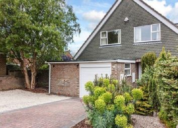 Thumbnail 4 bed detached house for sale in Windsor Rise, Newbury