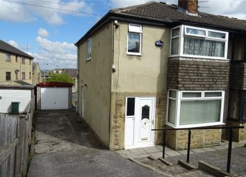 Thumbnail 3 bed semi-detached house for sale in Flockton Grove, Bradford, West Yorkshire