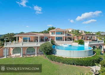Thumbnail 5 bed villa for sale in Les Issambres, St Tropez, French Riviera