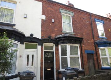 Thumbnail 2 bed terraced house to rent in Brook Lane, Birmingham
