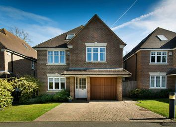 Thumbnail 6 bed detached house for sale in Woodcutter Place, Penn Road, Park Street, St.Albans