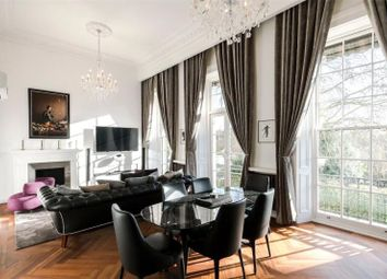 Thumbnail 4 bedroom flat for sale in Hyde Park Gardens, London