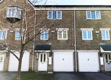Thumbnail 3 bedroom town house to rent in The Courtyard, Fenay Bridge, Huddersfield, West Yorkshire
